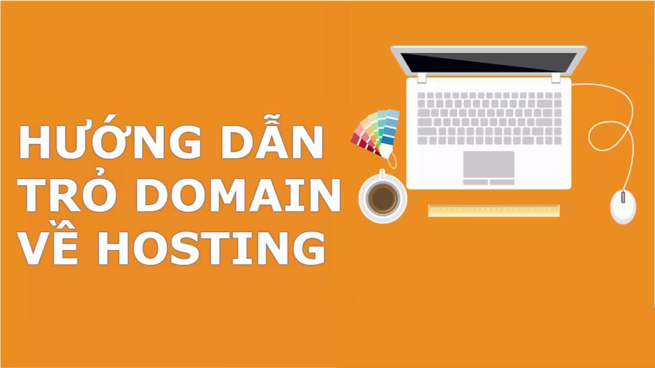 Hướng dẫn trỏ domain từ nhà cung cấp về IP của VPS
