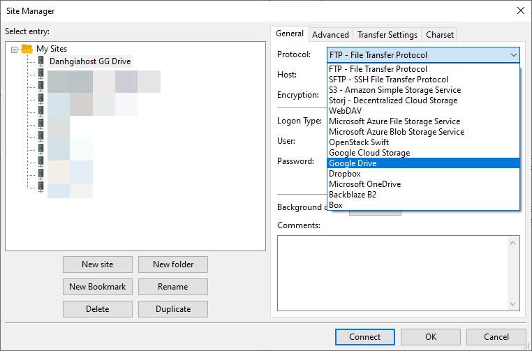 Giới thiệu FileZilla Pro, trình FTP Client hỗ trợ các nền tảng lưu trữ đám mây