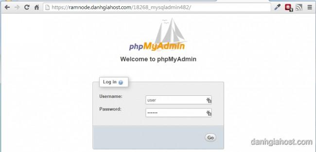 Hướng dẫn cài đặt phpMyAdmin cho CentminMod