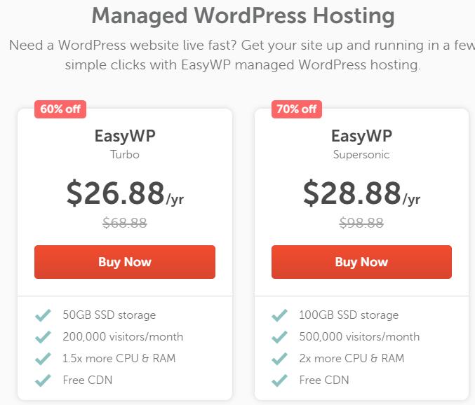 Namecheap: The Solopreneurs sale - Giảm giá đến 95% cho domain, 71% cho hosting