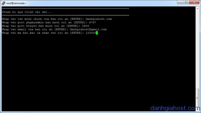 Servertut scripts: Công cụ giúp cài đặt và quản trị VPS/Server dễ dàng (Bài 1)
