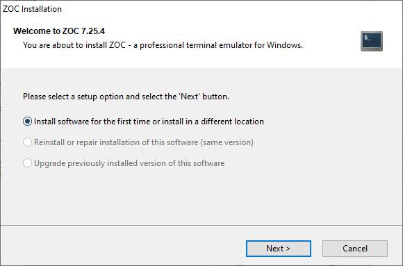 ZOC Terminal - Công cụ kết nối SSH mạnh mẽ thay thế putty